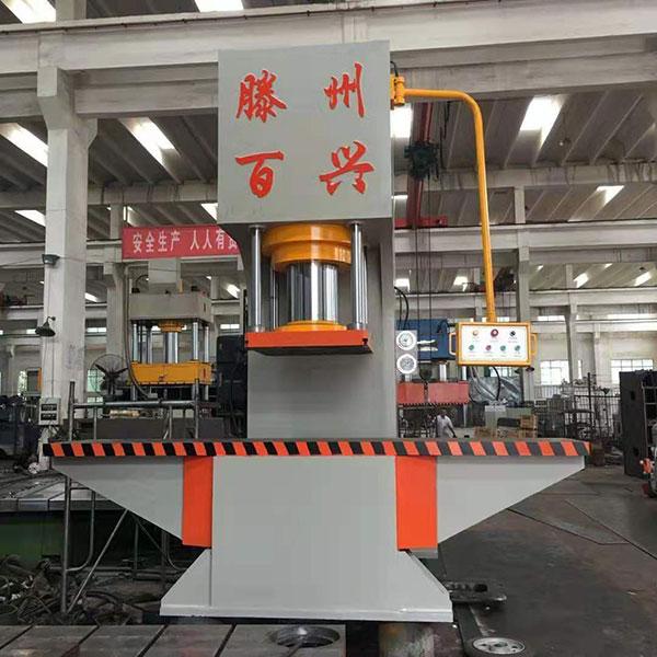 315吨单臂液压机 圆钢校直机