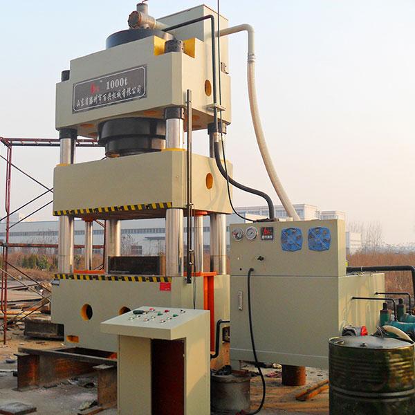 1000吨液压机