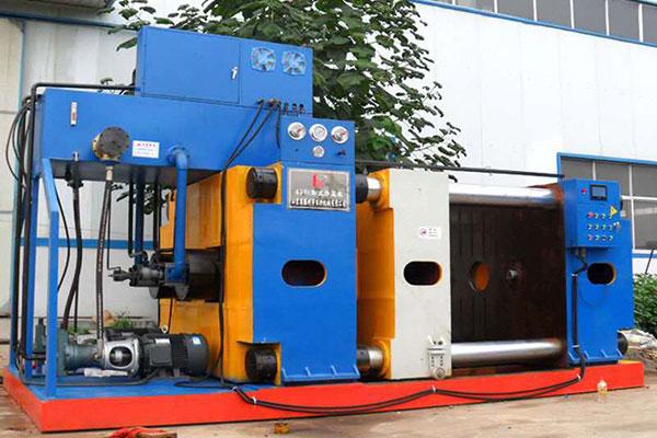 630吨卧式液压机 卧式挤压机