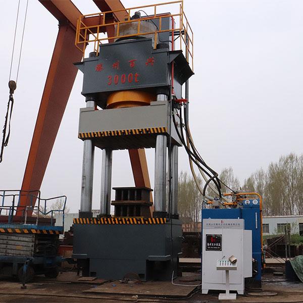 3000吨锻造液压机