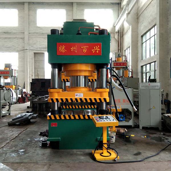 800吨热锻机 锻造液压机