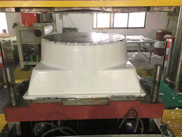 玻璃钢复合材料模压机