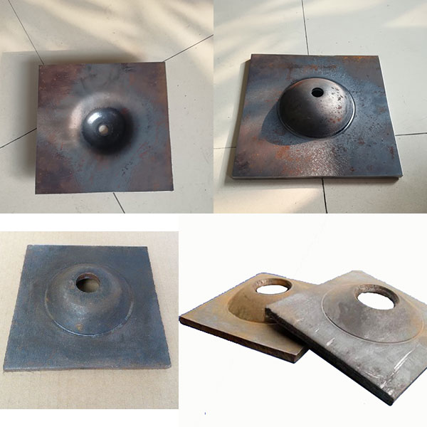 矿用锚杆托盘液压机生产工艺视频
