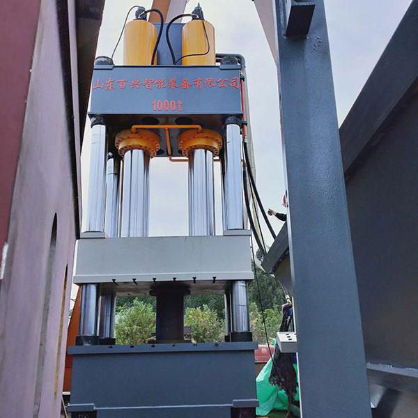 1000吨液压机 建筑