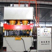 400吨双缸液压机 液压机厂家