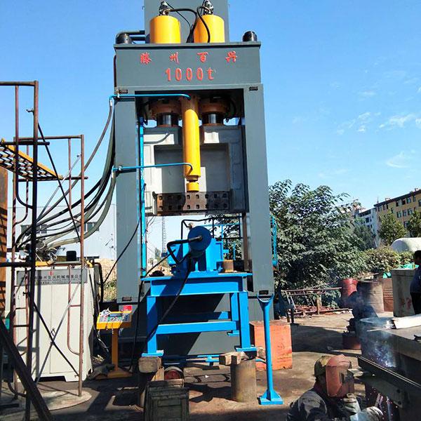 1000吨龙门剪切机 废钢剪切