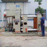 500吨卧式油压机