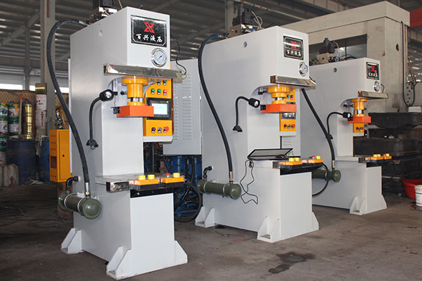 数控PLC液压机 高精密型液压机