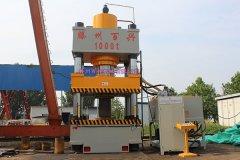 1000吨伺服液压机