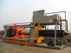 卧式压力机 800t卧式方管挤压机