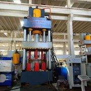 1000吨封头模压机