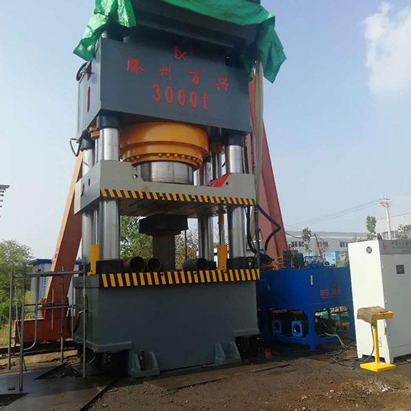 3600吨锻造液压机