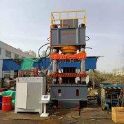 1500吨电梯配重块液压机