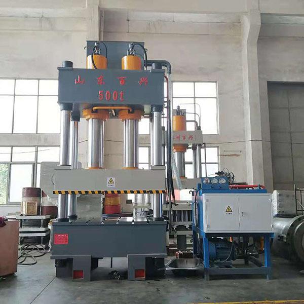 500吨双缸液压机